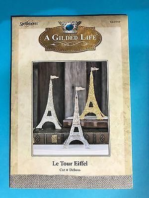 Spellbinders Dies A Gilded Life Le Tour Eiffel