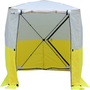 Image is loading 1-4x1-4x2m-Pop-Up-Work-Tent-Shelter-  sc 1 st  eBay & 1.4x1.4x2m Pop Up Work Tent Shelter Welding Screen /Maintenance ...