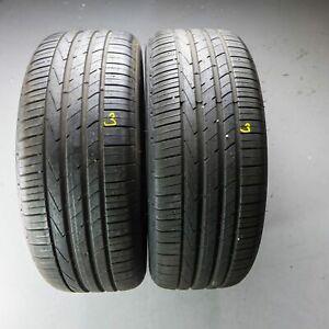2x-Hankook-Ventus-s1-evo2-SUV-Mo-235-55-r19-101y-Dot-0416-6-5-mm-pneus-d-039-ete
