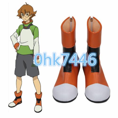 NEW Legendary Defender Pidge Cosplay Boots Adult custom made  J.018