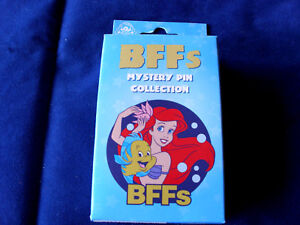 BFF/'s New in Box  2-Pin Mystery Collection Box Disney