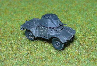 Resin Kit #FRC41B f KAMIYA 1//144 WWII French Panhard178 /& PzKwg.P.204