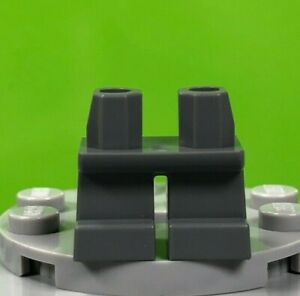 NEW Lego LEGO Pants Short plain Gray Light Bluish x 1 Figure Legs