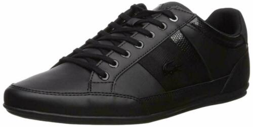 Lacoste CHAYMON 119 2 CMA Black Men/'s Fashion Sneakers 37CMA000702H