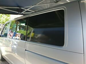 VW-T5-amp-T6-SWB-rear-Panel-fake-window-Decals-Stickers-Caravelle-Camper