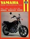 Owners' Workshop Manual: Yamaha XS250, 360 and 400 Sohc Twins No. 378 by John Haynes and Mansur Darlington (1965, Paperback)