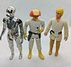 Kenner-Star-Wars-action-figures-1977-85-Vintage-originals