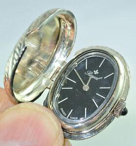 Antiquitäten & Kunst Einfach Anker Taschenuhr Anhängeruhr Handaufzug Mechanisch Uhr Mit Kette Kunden Zuerst
