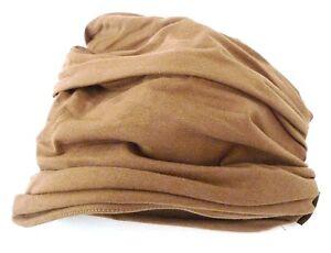 Multifunction head wrap neck tube scarf mask hat BROWN CAMO cycling hiking ski