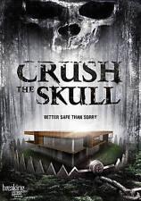 Crush the Skull (DVD) Home Invasion Horror BRAND NEW SEALED