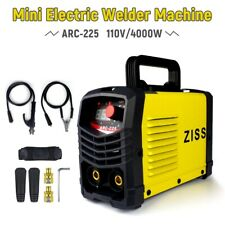 110v Igbt Mini Electric Welding Machine 225a Dc Inverter Arc Mma Stick Welder Us