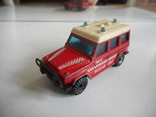 Matchbox Mercedes 280 GE in Red