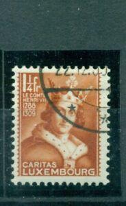 Lussemburgo-Caritas-n-255-timbrato