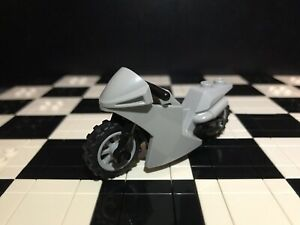 Sports Lego White Bicycle X1 City Minifigure Not Included