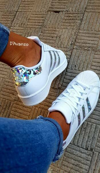 adidas superstar bianche 36