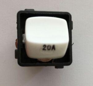 20A-AMP-Switch-Mech-HPM-style-Single-Pole-Switch-Heavy-Duty-Mechanism-Type
