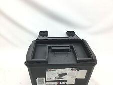 ARTBIN FLAMBEAU 6918AB ARTBIN TWIN-TOP BOX BLACK 17X8.5X8.5