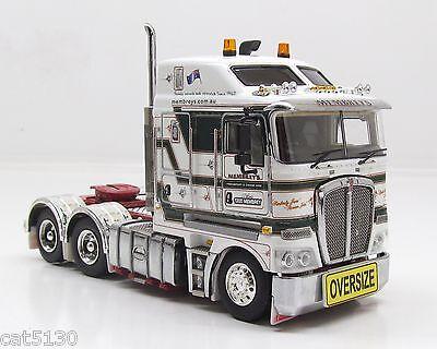 "Kenworth K200 Drake Truck Tractor - ""MEMBREYS"" - 1/50 - TWH #129A-01364"