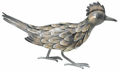 Garden Decor Bird Statuary -  Roadrunner Decor sm - Regal Art & Gift 10320