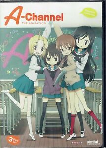 A-Channel-Complete-Collection-3-Discs-Set-2012-DVD-Japanese-English-Subtitles