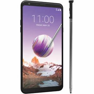LG Stylo 4 Q710MS 32GB Black 4G LTE Smartphone