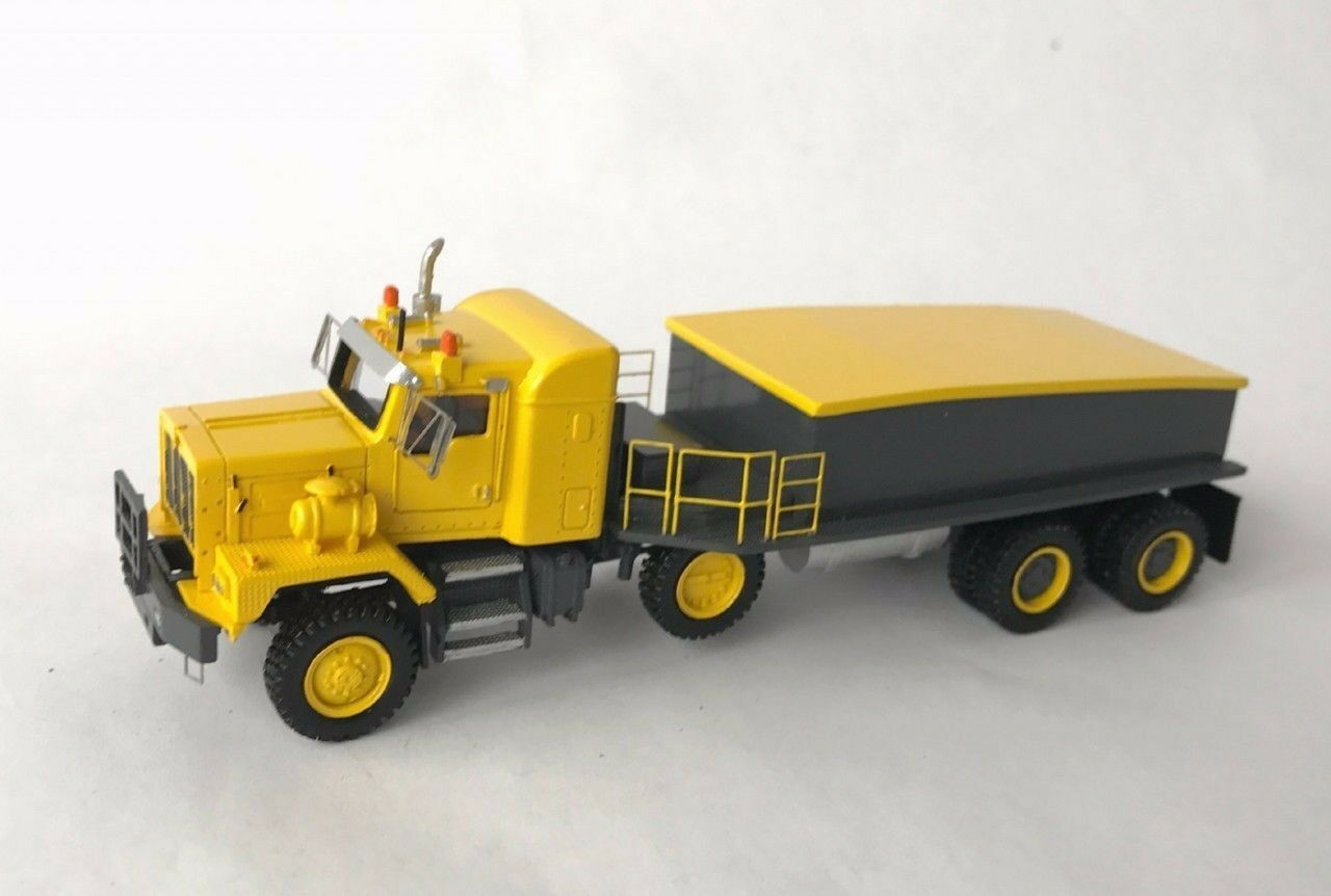 1 87 Kenworth C500 6x4  megatranz  - Hecho a mano modelo de resina