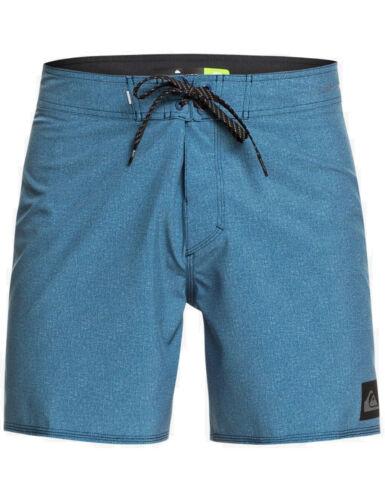 Quiksilver Highline Kaimana 16 Short Boardshorts in Majolica Blue