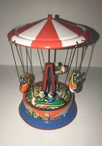 That was vintage marx toys merry go round mine very