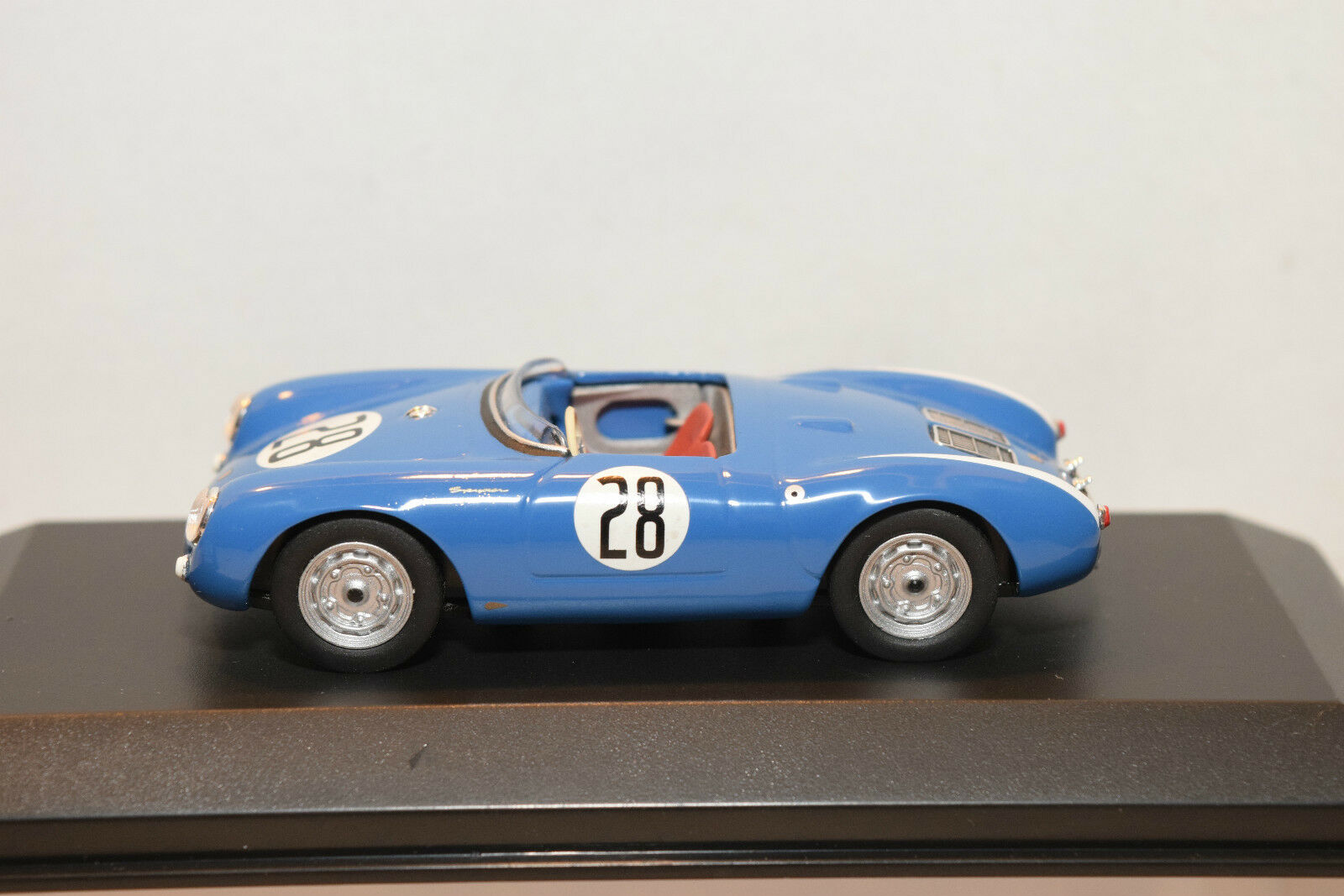 . MINICHAMPS PORSCHE 550 A 550A 550A 550A LE MANS 1956 STOREZ POLENSKY MINT BOXED cd9d73