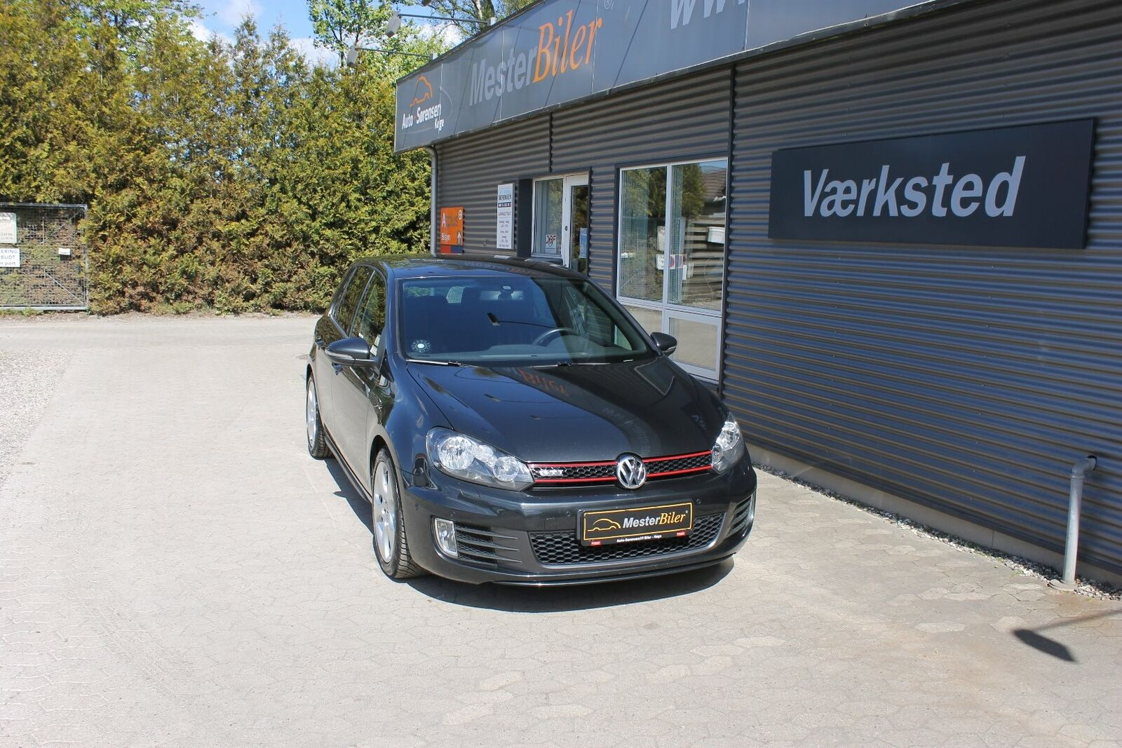VW Golf VI 2,0 GTi 5d - 179.800 kr.