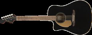 Fender-Redondo-Player-Left-Handed-Walnut-FB-Jetty-Black-885978962075-REP