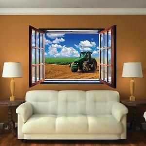 vlies fototapete tapete tapeten poster bauer traktor bauernhof foto 3fx1936vez4 ebay. Black Bedroom Furniture Sets. Home Design Ideas