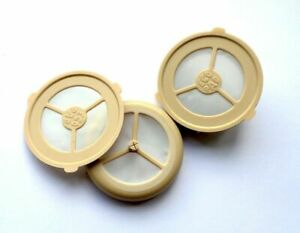 Details About 2 Permanent Refillable Senseo Coffee Filter Pods Ecopad Uk For Philips Machines