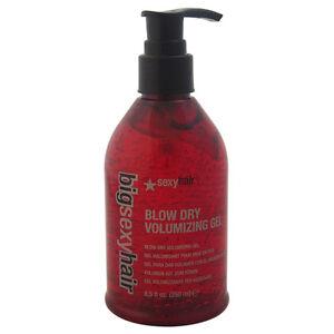 volumizing hair dry sexy Big gel blow