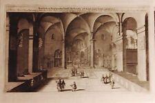 SUECIA, SWEDEN,  Templi Cenobii Waarnhemensis,Suecia antiqua et hodierna,s.XVII.