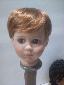 SALE! SALE Monique Doll Wig size 4 New in Box ~ HEATHER ~ Pale Blonde ~ SALE