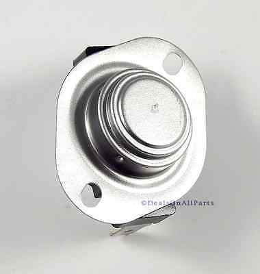 Thermostat for Maytag Dryers MDE9700AYW MDE9700AZM MDE9700AZW MDG6700AWM
