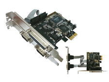 Carte PCIE PARALLELE IEEE1284  SERIE RS232  PCI EXPRESS