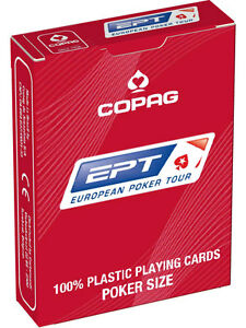 COPAG-EPT-EUROPEAN-POKER-TOUR-OFFICIAL-PLAYING-CARDS-100-PLASTIC-JUMBO-INDEX-UK