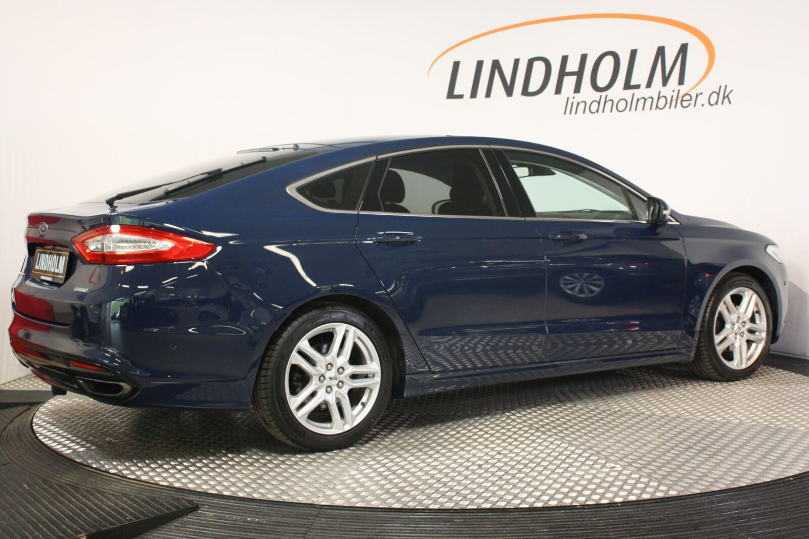 Ford Mondeo 2016