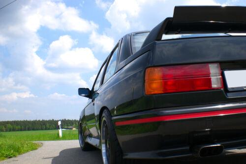 BMW 3 SERIES E30 M3 EVO LOOK SPOILER