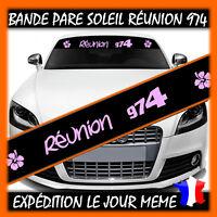 Bande Pare Soleil Réunion 974