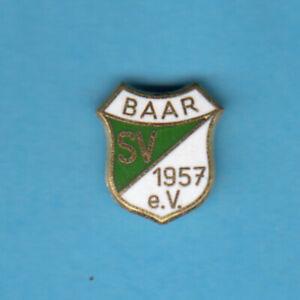 Anstecknadel-Pin-Brosche-Fussball-SV-1957-Baar-Bayern