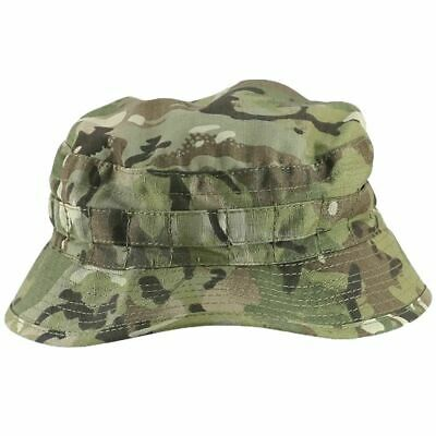 BRITISH ARMY BUSH HAT MILITARY TACTICAL SHARK SKIN OPERATORS  SOFT SHELL BOONIE