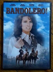 Bandolero-DVD-2003-Movie-R1-US-Import