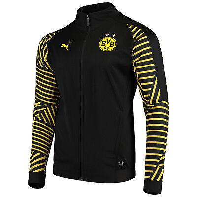 Details about Puma BVB Borussia Dortmund 2017 2018 T7 Anthem
