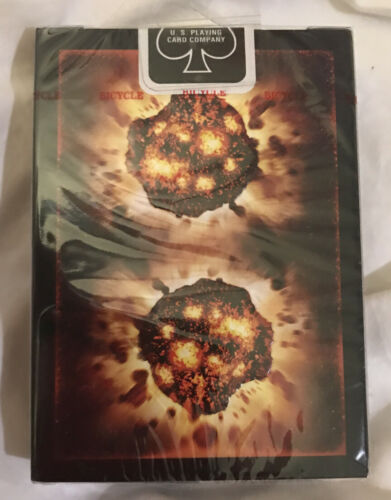 New Bicycle Asteroid Playing Cards