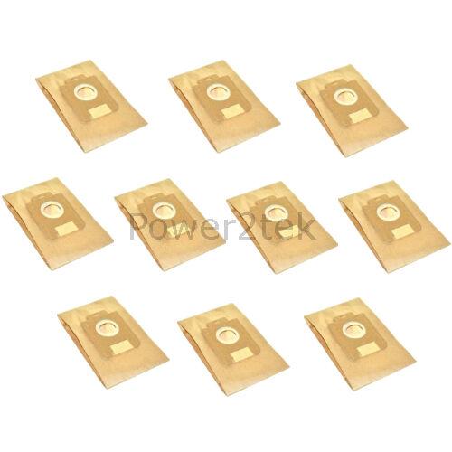 e40 e18 e200b Sacchetti per aspirapolvere per Electrolux z5550 z5935 z5942 UK 10 x e15 e200