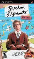 Napoleon Dynamite: The Game Psp