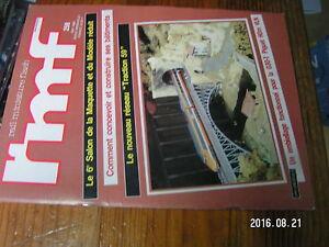 1ùµ? Revue Rmf N°258 Concevoir & Construire Batiment Reseau Traction 59 030-t P